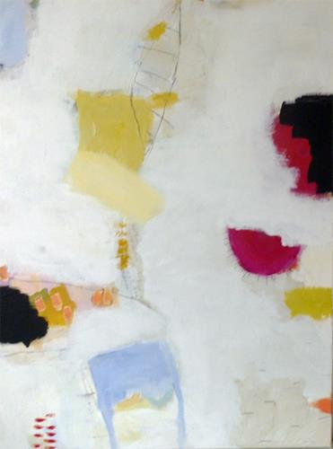 nanne hagendorff, Freundliche Koexistenz, Abstract art, Non-Objectivism [Informel], Expressionism