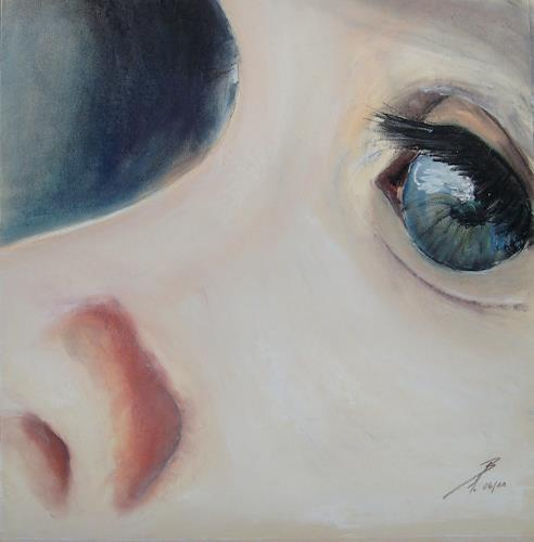 Beate Fritz, Augenblick, People: Children, Emotions: Pride, Expressionism