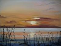 Beate-Fritz-Landscapes-Sea-Ocean-Romantic-motifs-Sunset
