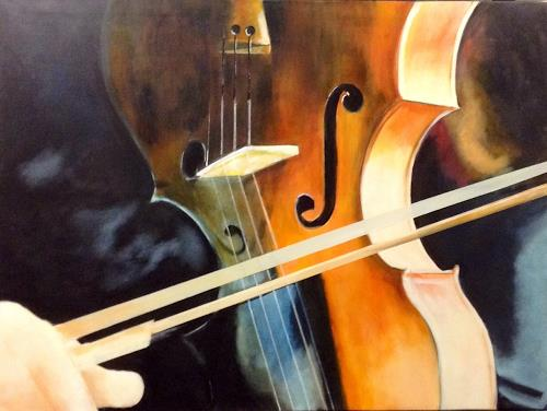 Beate Fritz, ....Viva la vida......, Music: Instruments, Music: Musicians