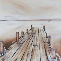 Beate-Fritz-Miscellaneous-Romantic-motifs-Times-Summer-Contemporary-Art-Contemporary-Art
