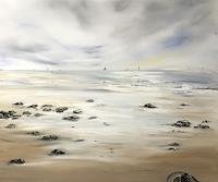 Beate-Fritz-Nature-Water-Landscapes-Sea-Ocean-Contemporary-Art-Contemporary-Art