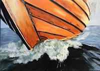Beate-Fritz-Nature-Water-Verkehr-Ship-Contemporary-Art-Contemporary-Art
