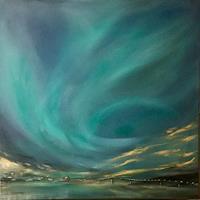 Beate-Fritz-Landscapes-Sea-Ocean-Nature-Miscellaneous-Contemporary-Art-Contemporary-Art