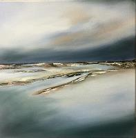 Beate-Fritz-Landscapes-Sea-Ocean-Nature-Water-Contemporary-Art-Contemporary-Art