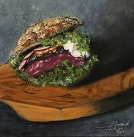 Beate-Fritz-Meal-Still-life-Contemporary-Art-Contemporary-Art