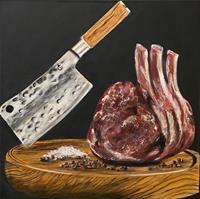 Beate-Fritz-Still-life-Meal-Contemporary-Art-Contemporary-Art