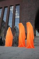 Biennale Lightart, lightart Lichtkunst Biennale light guards manfred Kielnhofer