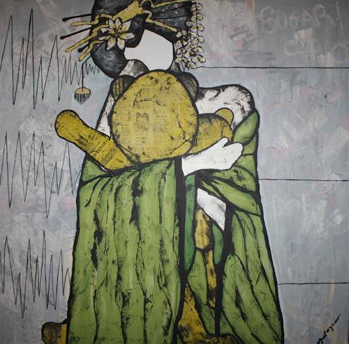 Pamela Gotangco, Superflat July, Symbol, People: Women, Contemporary Art