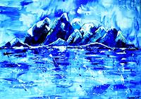 agabea-Landscapes-Winter-Nature-Water-Modern-Age-Abstract-Art