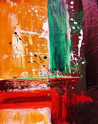 agabea, Ohne Tilet 2, Abstract art, Fantasy, Abstract Art