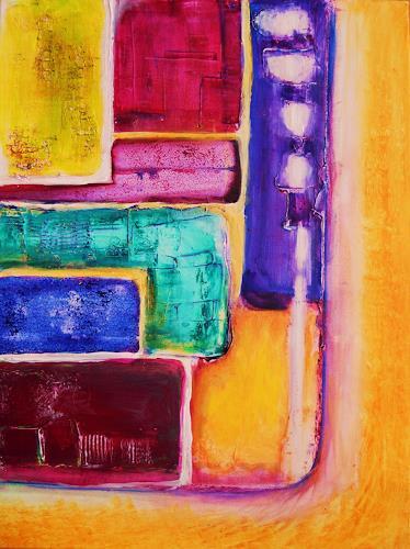 agabea, Loslassen, Abstract art, Situations, Contemporary Art