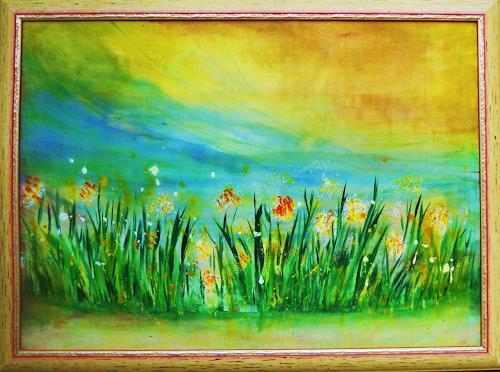 agabea, Wärme, Landscapes: Spring, Emotions: Joy, Symbolism