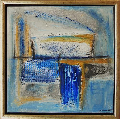 agabea, In der Stadt, Interiors: Cities, Abstract art, Abstract Art