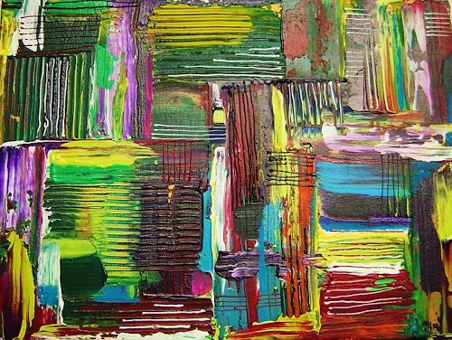 agabea, Farbengeburt, Abstract art, Fantasy, Abstract Art