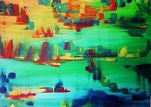 agabea, Siedlung, Interiors: Villages, Landscapes: Sea/Ocean, Abstract Art