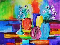 agabea-Plants-Flowers-Decorative-Art-Modern-Age-Art-Deco