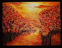 agabea-Landscapes-Autumn-Nature-Wood-Contemporary-Art-Land-Art