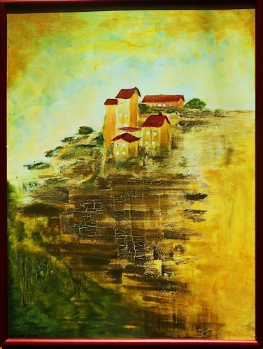 agabea, Am Hügel, Landscapes: Hills, Interiors: Villages, Land-Art