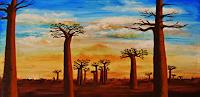 agabea-Plants-Trees-Mythology-Contemporary-Art-Post-Surrealism