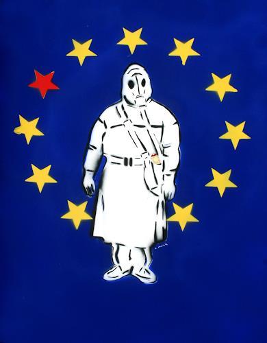 c.mank, Aussenansichten #EU | Exterior Views #EU, Miscellaneous People, Pop-Art