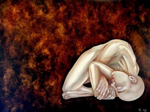Nemesis, Porifera, Nature: Miscellaneous, Erotic motifs: Female nudes, Surrealism, Abstract Expressionism