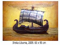 Ana-Krleza-Landscapes-Sea-Ocean-Nature-Water-Modern-Age-Concrete-Art
