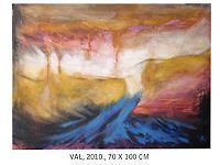 Ana-Krleza-Landscapes-Sea-Ocean-Nature-Water-Contemporary-Art-Contemporary-Art