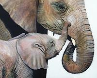 Vera-Kaeufeler-Animals-Land-Modern-Age-Photo-Realism