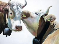 Vera-Kaeufeler-Animals-Land-Modern-Age-Abstract-Art