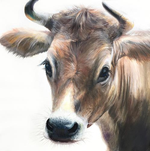 Vera Käufeler, Gelsomina, Animals: Land, Nature: Earth, Photo-Realism