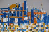 Michael-Doerr-Fantasy-Miscellaneous-Buildings-Modern-Age-Abstract-Art