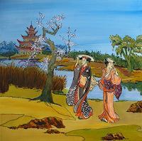 Michael-Doerr-People-Women-Mythology-Modern-Age-Naturalism