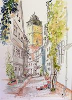 Michael-Doerr-Interiors-Cities-Miscellaneous-Romantic-motifs-Modern-Age-Naturalism
