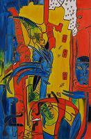 Michael-Doerr-Fantasy-Mythology-Modern-Age-Abstract-Art