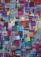 Inese-Dzervinika-Abstract-art-Modern-Age-Abstract-Art-Colour-Field-Painting