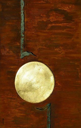 Heike Bender, Io, Abstract art, Decorative Art, Modern Age