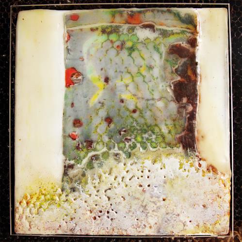 Beate Kratt, TRACES - Detail -, Animals, Society, Spurensicherung, Expressionism