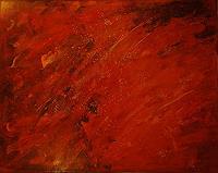 Karin-Voelkl-Abstract-art-Nature-Modern-Age-Abstract-Art-Non-Objectivism--Informel-