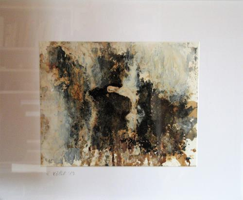 Karin Völkl, o. Titel, Decorative Art, Non-Objectivism [Informel]