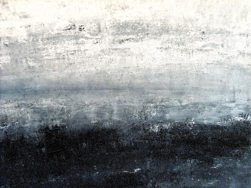Karin Völkl, beat on the road, Abstract art, Non-Objectivism [Informel]