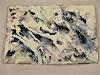 Karin Völkl, N/T, Abstract art, Non-Objectivism [Informel]