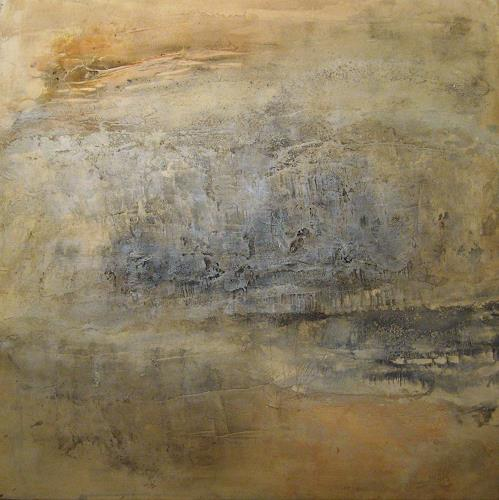 Karin Völkl, verwittert, Abstract art, Non-Objectivism [Informel]