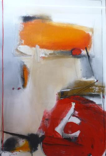 maria kammerer, Acryl auf Leinwand, Abstract art, Modern Age, Expressionism