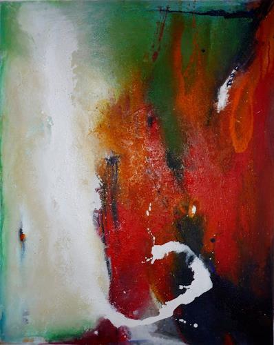 maria kammerer, Acryl auf Leinwand, Abstract art, Abstract Art