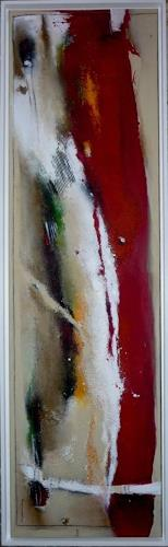 maria kammerer, Durchbruch!, Abstract art, Modern Age