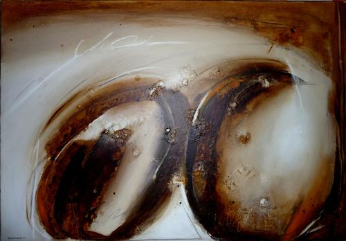 maria kammerer, Rendezvous, Abstract art, Modern Age, Expressionism