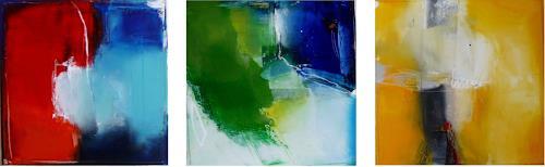 maria kammerer, Sommer!, Abstract art, Modern Age