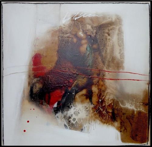 maria kammerer, Erde 2, Abstract art, Modern Age