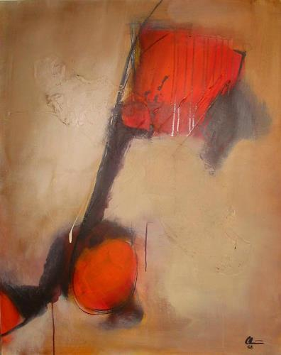 maria kammerer, Acryl auf Leinwand, Abstract art, Modern Age